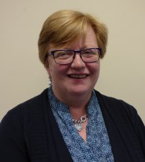 Gillian Reid, Mentor with Rural Support