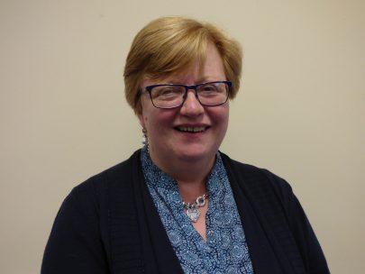 Gillian Reid, Mentor with Rural Support