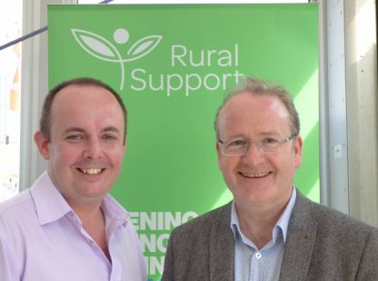 CavanaghKelly continues to assist Rural Support