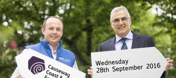 Rural Support Invites You to Causeway Coast and Glens Roadshow