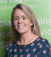 Aoibeann Walsh Social Farming Service Coordinator