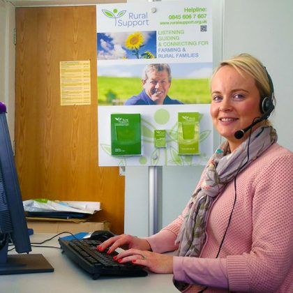 Rural Support Helpline