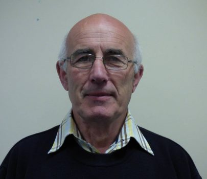 Alex Cromie, Mentor with Rural Support